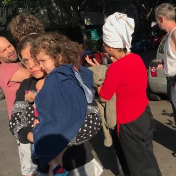 Un sismo de magnitud 5.9 se registra en la ciudad de México