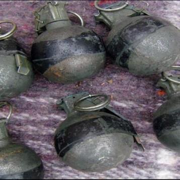 Detienen a sujeto que transportaba 32 granadas, en Hidalgo