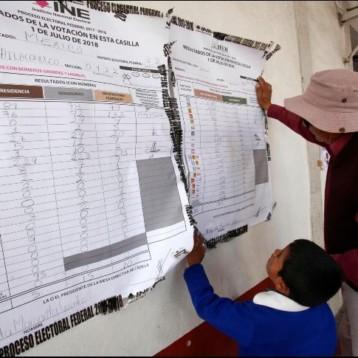 Autoridad electoral aclara demora en cierre del PREP.