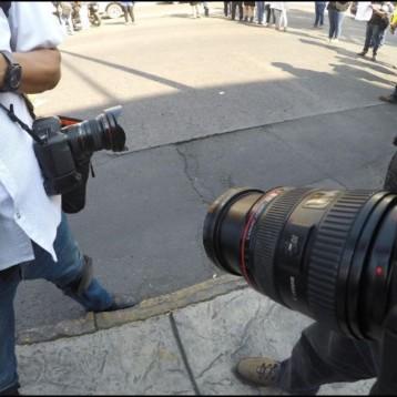 Pide CNDH protección a periodistas durante jornada electoral