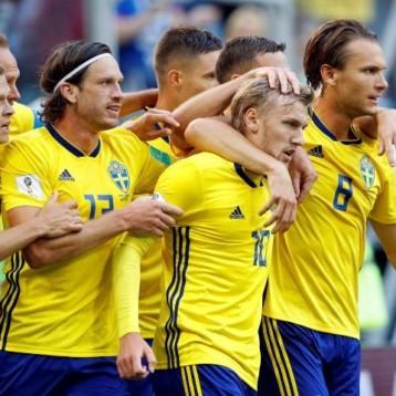 Suecia ya está en cuartos de final