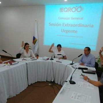 Concluye la etapa definitiva del conteo de las actas de escrutinio y cómputo en los once consejos municipales.