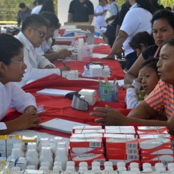Ofrece ayuntamiento de Isla Mujeres servicios médicos gratuitos