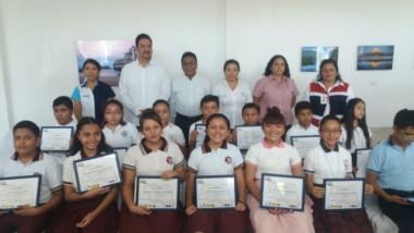 Reinscripciones de educación básica en Quintana Roo