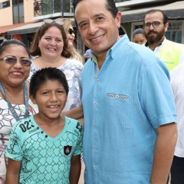 El trabajo responsable de los quintanarroenses contribuyó al posicionamiento de México en el 6º lugar de países más visitados del mundo