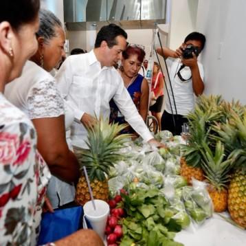 """""""Proyéctate al Sur"""" es una feria internacional con la que se impulsa la economía de Quintana Roo: Carlos Joaquín"""