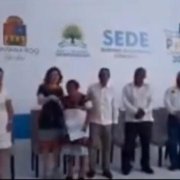 """El Gobernador Carlos Joaquín asiste a la inauguración de la """"Feria Internacional PyME Quintana Roo"""""""