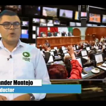 SENADORES SALIENTES RECIBEN PAGO ADELANTADO