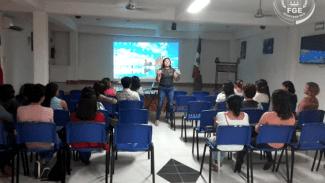 """Participación Ciudadana promueve acciones para prevenir el """"Grooming""""."""