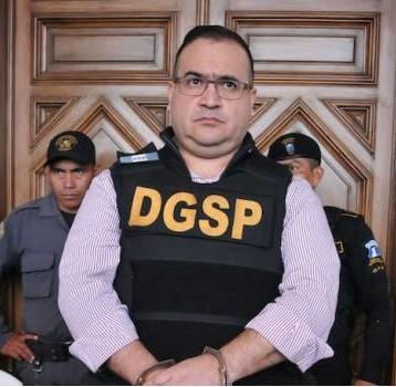 PGR seguirá investigando a Javier Duarte pese a condena de 9 años