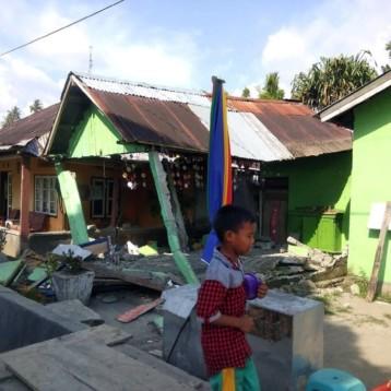 Así ha sido el tsunami provocado por el terremoto en Indonesia | VÍDEO