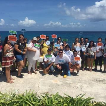 Honra Quintana Roo a trabajadores  turísticos en el Día Mundial del Turismo