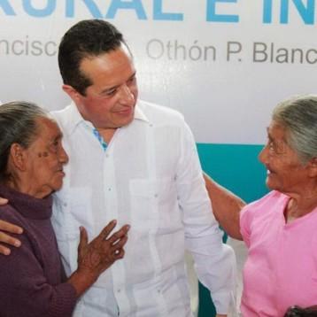 Hay resultados tangibles, hemos realizado un enorme esfuerzo para recomponer el Estado: Carlos Joaquín