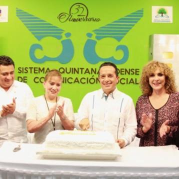 La consolidación de un Sistema de Comunicación Social cercano a la gente está en marcha: Carlos Joaquín