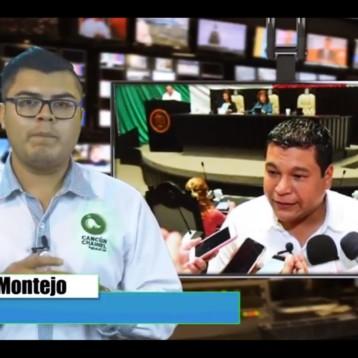 DESPERECIA FERNADO ZELAYA LA REGIDURÍA DE OPB Y SE QUEDA EN EL PODER LEGISLATIVO