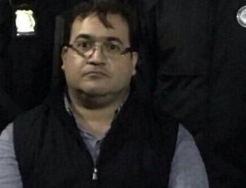 Condenan a Javier Duarte a 9 años de prisión y el pago de 58 mil pesos