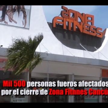 FRAUDULENTO CLUB ZONA FITNNES DE PLAZA CUMBRES