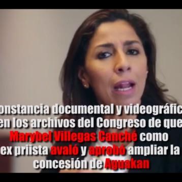 INCONGRUENCIA Y DESCARO DE LA SENADORA MARYBEL