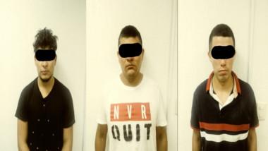 Golpe al CJNG: capturan a sicarios y decomisan armamentos