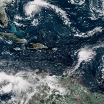 Tormenta tropical Kirk azotará al Caribe