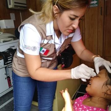En Quintana Roo se llevan servicios de salud más cerca de las familias
