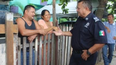En Solidaridad, Policía más humana, cercana y mejor capacitada
