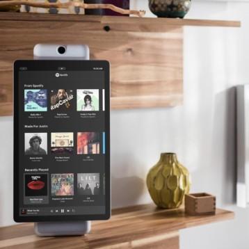 Facebook presenta Portal, su altavoz inteligente con cámara y pantalla para ver y escuchar en el hogar
