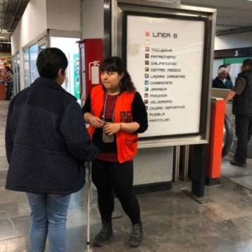 Retirarán de estaciones del Metro placas alusivas a autoridades del 68