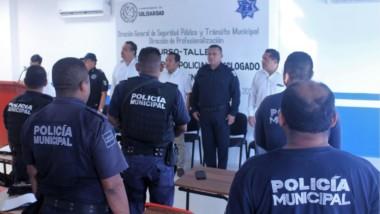 Laura Beristain instruye a una policía mejor capacitada