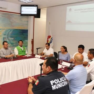"Listo BJ para enfrentar la tormenta tropical ""catorce"": Mara Lezama"