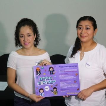 "Campaña ""Niñas al poder"", alternativa para prevenir la violencia de género"