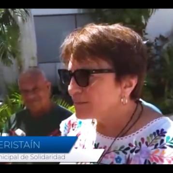APUESTA LAURA BERISTAÍN A LA TRANSPARENCIA EN SOLIDARIDAD Y TRABAJAR CON LA LEY EN LA MANO