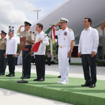 Carlos Joaquín: Hay que cerrarle el paso a quienes amenazan la tranquilidad de Quintana Roo