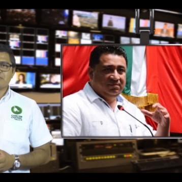EDUARDO MARTÍNEZ, DERROCHADOR DE LOS RECURSOS DE QR MARYBEL VILLEGAS