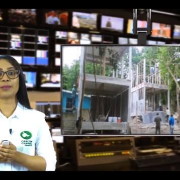 EN BACALAR, LA PROFEPA CLAUSURA LA CONSTRUCCIÓN DE 4 EDIFICIOS Y UN MUELLE