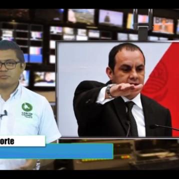 """EXAMERICANISTAS EN EL GOBIERNO DE MORELOS, QUE DIRIGE EL """"CUAUH"""""""