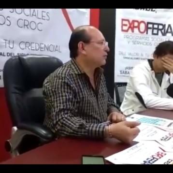 EXPOFERIA CROC CANCÚN PRÓXIMO 27 DE OCTUBRE