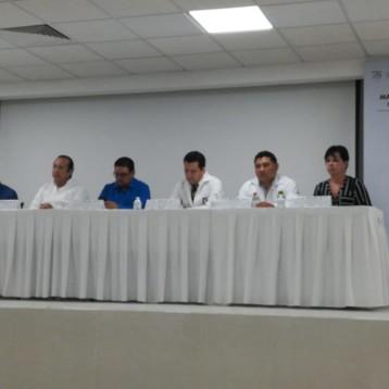 SESA refuerza conocimientos de personal de la salud ante emergencias por intoxicación