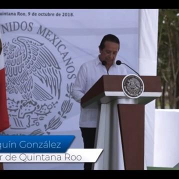INAUGURAN LA CIUDAD MILITAR DE CANCÚN; TIENE 20 EDIFICIOS Y UN CUARTEL