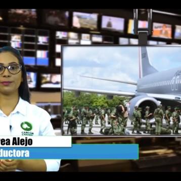 """LLEGAN LOS PRIMEROS """"HABITANTES DE LA CIUDAD MILITAR"""""""
