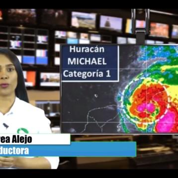 """LOS DAÑOS DE """"MICHAEL"""" EN SU PASO POR LAS COSTAS DE QUINTANA ROO"""