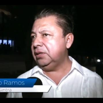 QUEDA ALEJANDRO RAMOS SATISFECHO CON SU PASO EN SINTRA