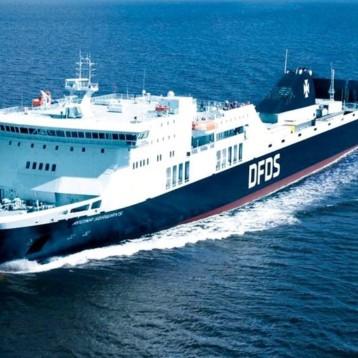 De película de terror: ferry con 294 pasajeros queda varado en Mar Báltico