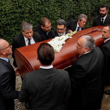 Dan el último adiós a Montserrat Caballé