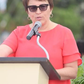 Realizan acto cívico y conmemorativo por el 44 aniversario del Estado de Quintana Roo