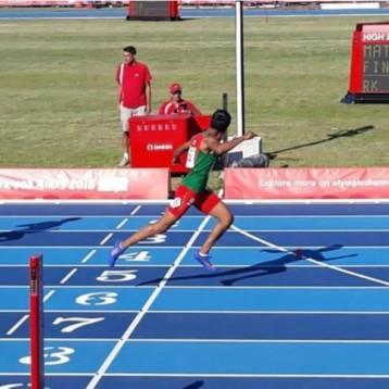 ¡Orgullo!: Mexicano logra récord en los Juegos Olímpicos de la Juventud