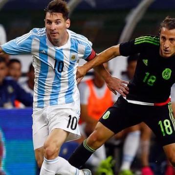 Será 'doble cartelera'; México enfrentará a Argentina dos veces en noviembre