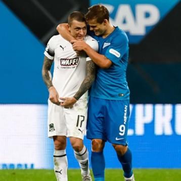 Dos estrellas del fútbol ruso se divierten 'a lo grande' en Moscú y pueden acabar en la cárcel