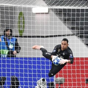 Esperemos que esto pare: Keylor Navas sobre la falta de gol del Real Madrid