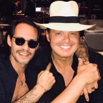 Fans podrán escuchar a Luis Miguel y Marc Anthony cantar juntos en un tema